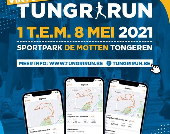 Affiche Tungri run