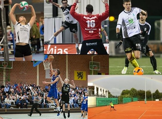 Sportclubs in Tongeren
